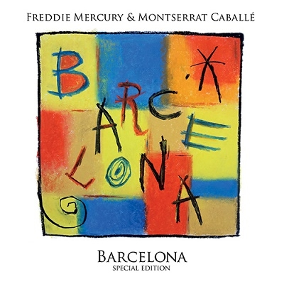 Freddie Mercury/バルセロナ - オーケストラ・ヴァージョン[UICY-15837]