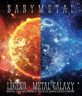 LEGEND - METAL GALAXY (METAL GALAXY WORLD TOUR IN JAPAN EXTRA SHOW)<通常盤> Blu-ray Disc