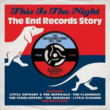 This Is The Night: The End Records Story 1957-1962[DAY2CD225]