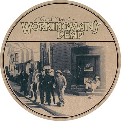 Workingman's Dead (50th Anniversary Picture Vinyl Edition) LP