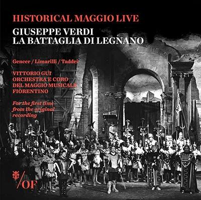 ヴィットリオ・グイ/Verdi: La Battaglia Di Legnano [MAGGIO015]