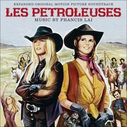 Francis Lai/Les Petroleuses/Dans La Poussiere Du Soleil [QR245]