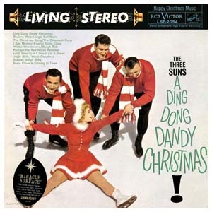 A Ding Dong Dandy Christmas CD