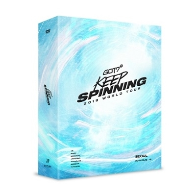 GOT7 2019 World Tour [Keep Spinning] In Seoul DVD