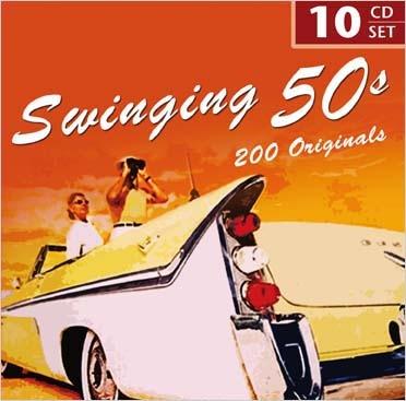 Swingin' 50's : 10CD Wallet CD