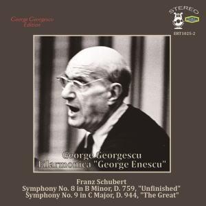ジョルジュ・ジョルジェスク/シューベルト: 交響曲第8番「未完成」, 第9番「ザ・グレート」[ERT-1025]