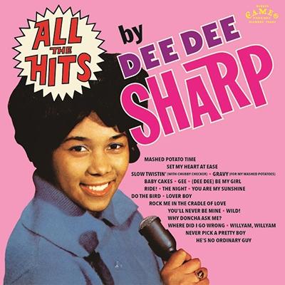 Dee Dee Sharp/オール・ザ・ヒッツ・バイ・ディー・ディー・シャープ[ODR-6095]