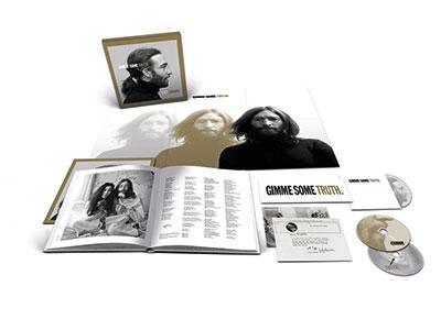 ギミ・サム・トゥルース. [2SHM-CD+Blu-ray Disc+ブックレット+バンパー・ステッカー+ポスター+ポストカ SHM-CD