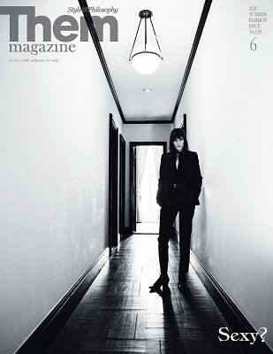 Them magazine 2020年6月号 Magazine