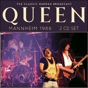 Queen/Mannheim 1986[ZCCD098]