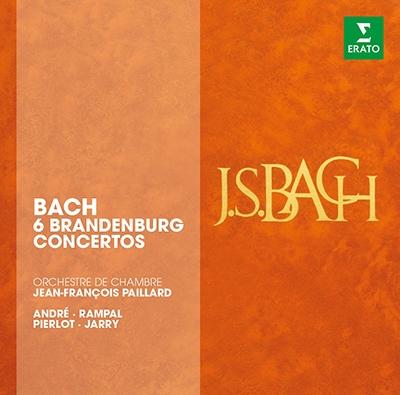 J.S.Bach: Brandenburg Concertos No.1-No.6