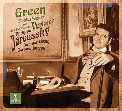 Green - Melodies Francaises sur des Poemes de Verlaine<限定盤> CD
