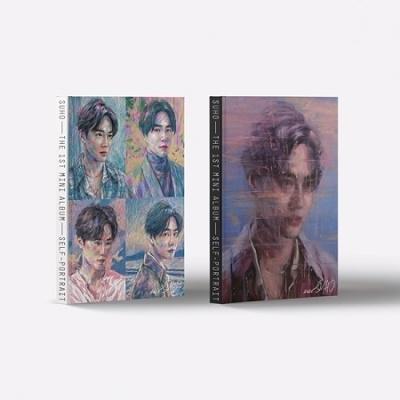 Self-Portrait: 1st Mini Album (ランダムバージョン) CD