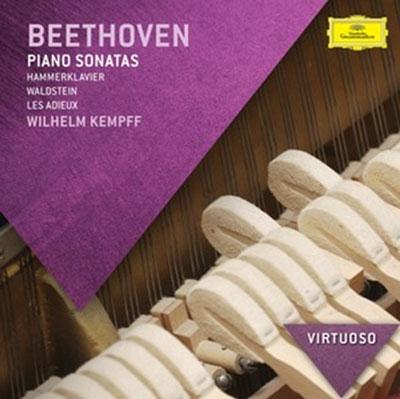 ヴィルヘルム・ケンプ/Beethoven: Piano Sonatas No.21, No.26, No.29[4785695]