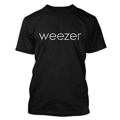 Weezer/Weezer/Classic T-Shirt Mサイズ [2050267563662]