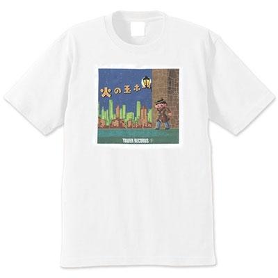 ムーンライダーズ × TOWER RECORDS T-shirt Sサイズ