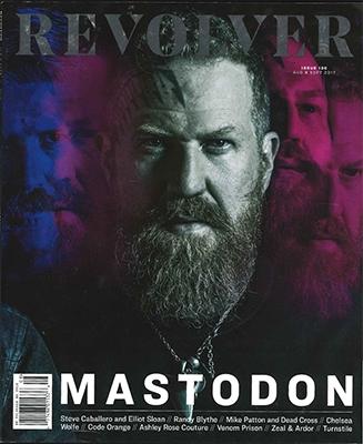 REVOLVER 2017年8月号 [01537]