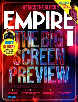EMPIRE 2020年8月号 Magazine