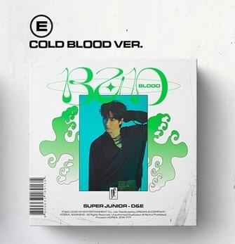 Bad Blood: 4th Mini Album (Cold Blood Ver.) CD