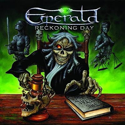 Emerald/Reckoning Day [PSRCD1411]