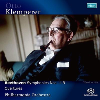 ベートーヴェン: 交響曲全集・序曲集