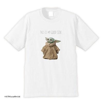 スター・ウォーズ The Mandalorian The child T-shirts 2 ホワイト S タワーレコード限定 Apparel