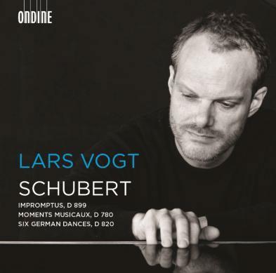 ラルス・フォークト/シューベルト: 即興曲 Op.90 D899、6つのドイツ舞曲 D820、楽興の時 Op.94 D780[ODE1285]