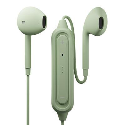 PGA Bluetoothイヤホン Ver5.0 インナーイヤー/Green[PG-BTE12IE6GR]