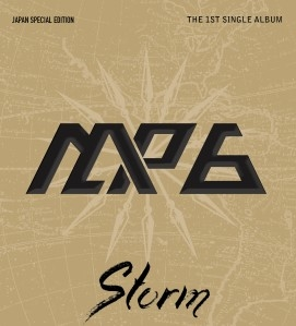 MAP6/Storm JAPAN SPECIAL EDITION (GOLD)[TSM6-5001]