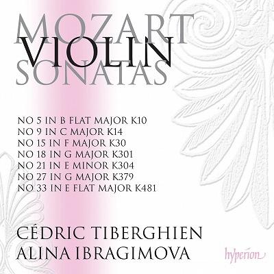 アリーナ・イブラギモヴァ/モーツァルト: ヴァイオリン・ソナタ全集 Vol.1 [PCDA68091]
