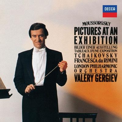 ワレリー・ゲルギエフ/ムソルグスキー: 組曲「展覧会の絵」, 他<タワーレコード限定>[PROC-1154]