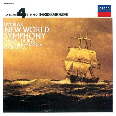 アンタル・ドラティ/ドヴォルザーク: 交響曲第9番「新世界より」; コダーイ: 「ハーリ・ヤーノシュ」組曲<タワーレコード限定>[PROC-1410]