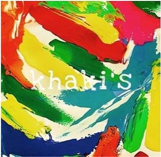 khaki's CD