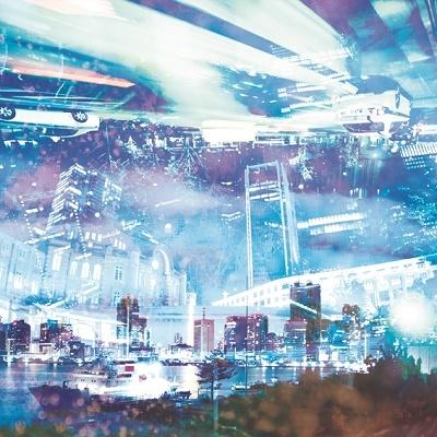 アンフィル/TOKYO STARGAZER [CD+DVD][DSI-019]