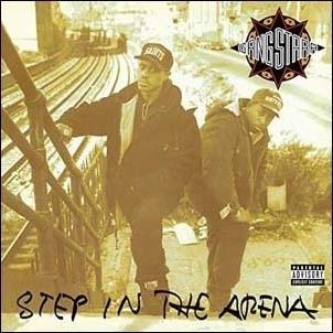 Step In The Arena<Black Vinyl> LP