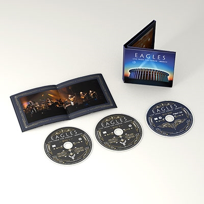 Live From The Forum MMXVIII [2CD+Blu-ray Disc] CD