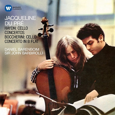 ジョン・バルビローリ/Haydn: Cello Concertos No.1 &No.2; Boccherini: Cello Concerto[2564640415]