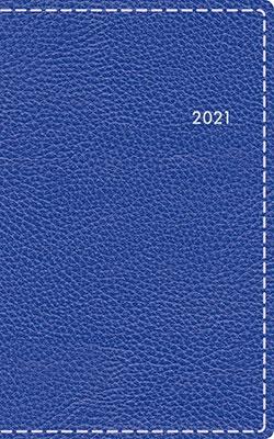 高橋書店 手帳は高橋 T'beau (ティーズビュー) 3 [コバルトブルー] 手帳 2021年 手帳判 ウィークリー 皮革調 ブルー No.175 (2021年版1月始まり)[9784471801755]