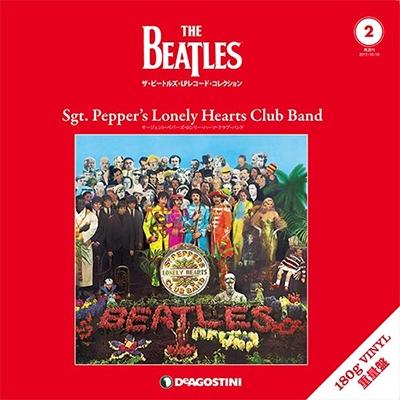 ザ・ビートルズ・LPレコード・コレクション2号 サージェント・ペパーズ・ロンリー・ハーツ・クラブ・バンド Book