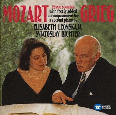 スヴャトスラフ・リヒテル/Mozart(Grieg): Piano Sonatas[9029592805]