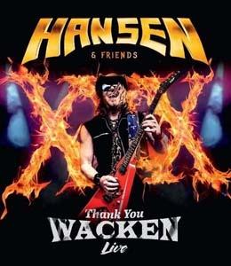 Thank You Wacken Live [Blu-ray Disc+CD]