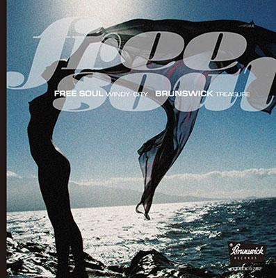 フリー・ソウル・ウィンディ・シティ~ブランズウィック・トレジャー<期間限定価格盤> CD