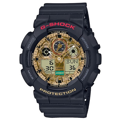 G-SHOCK GA-100TMN-1AJR(MANEKINEKO) [カシオ ジーショック 腕時計] Accessories