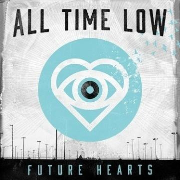 Future Hearts CD