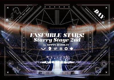 あんさんぶるスターズ!Starry Stage 2nd ~in 日本武道館~ DAY盤 DVD