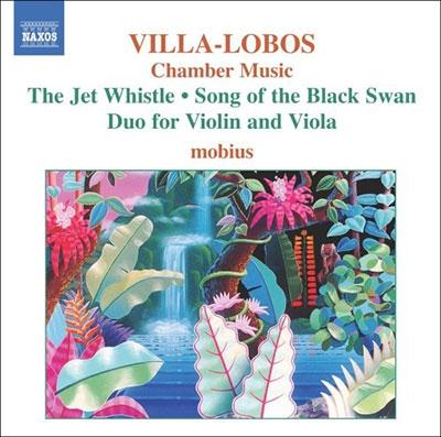 モビウス/ヴィラ=ロボス:室内楽曲集[8557765]
