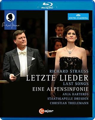 リヒャルト・シュトラウス生誕150年記念コンサート Blu-ray Disc