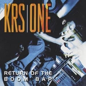 Return of the Boom Bap CD
