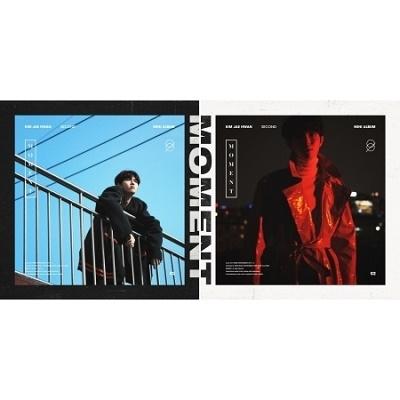 Moment: 2nd Mini Album (ランダムバージョン) CD