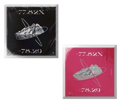 -77.82X-78.29: 2nd Mini Album (ランダムバージョン) CD